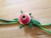 Workshop Blumen filzen